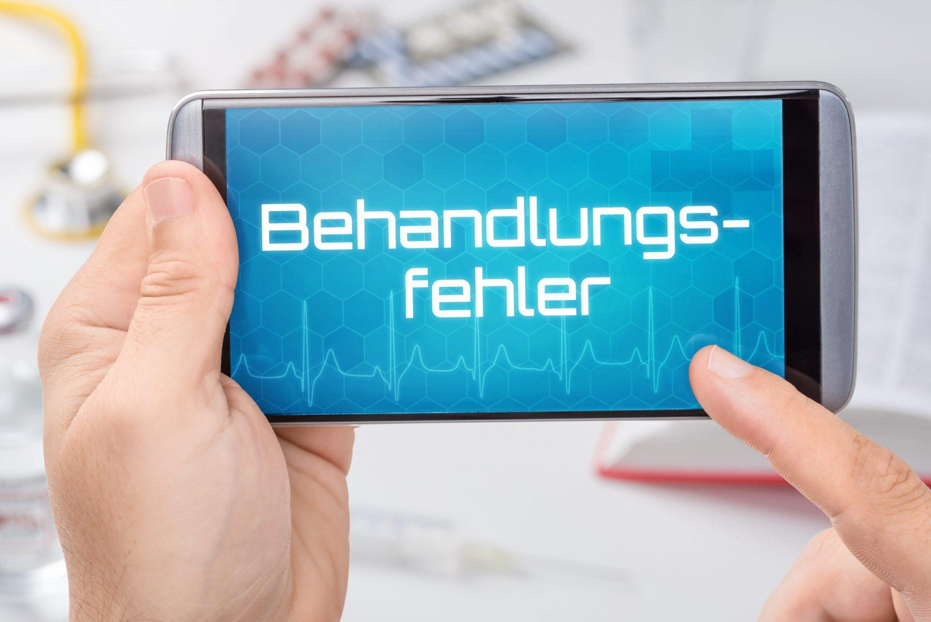 Patientenrechte Behandlungsfehler Wiesbaden